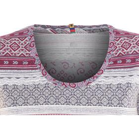 Sherpa Kira - Camiseta manga corta Mujer - violeta